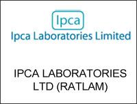 IPCA Laboratories Ltd (Ratlam)