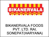 Bikanervala Foods Pvt Ltd