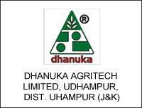 Dhanuka Agritech Limited, Dist. Udhampur(J&K)