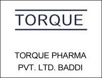 Torque Pharma pvt ltd Baddi