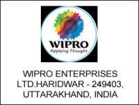Wipro Enterprises Ltd