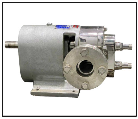 Jacketed Stainless Steel Pump