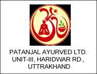 Patanjal Ayurved LTD. Unit-III, Haridwar RD, Uttrakhand