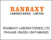 Ranbaxy Laboratories Ltd