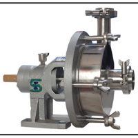Bare Shaft Centrifugal Pump 2